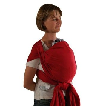 Storchenwiege Woven Cotton Baby Carrier Wrap