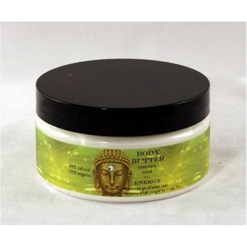 8 oz Buddhalicious Organic Body Butter Tranquility [Tranquility]