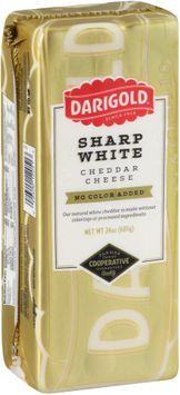 Darigold® Sharp White Cheddar Cheese