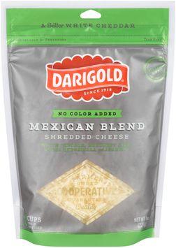 darigold® mexican blend shredded cheese