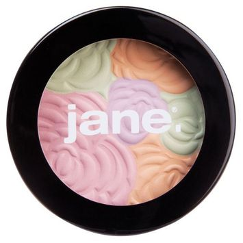 Jane Cosmetics Multi-Colored Correcting Powder