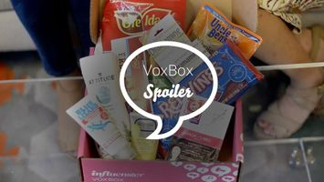 SPOILER ALERT: The #NurtureVoxBox is ready to SHIP OUT!!