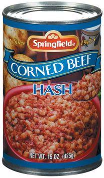 Springfield Corned Beef Hash