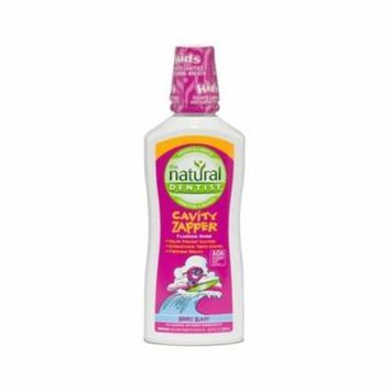 Natural Dentist HG0815498 16.9 fl oz Fluoride Rinse for Kids - Cavity Zapper
