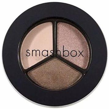 Smashbox Photo Op Eyeshadow Trio in Bare, Pink Quartz, & Sienna