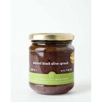 Les Moulins Mahjoub Black Olive Spread, 6 oz