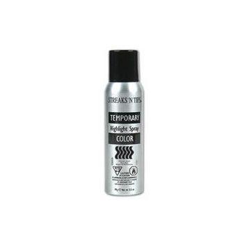 Streaks 'N Tips Midnight Black Highlight Spray 3.5oz