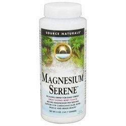 Source Naturals Magnesium Serene Berry - 800 mg - 5 oz