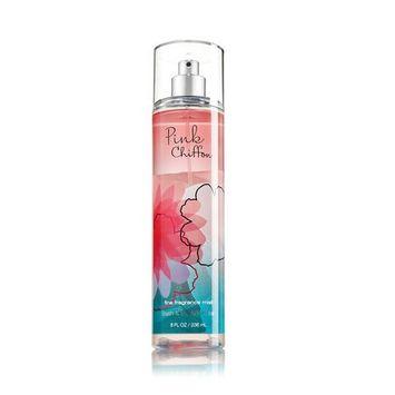 Bath & Body Works Signature Collection PINK CHIFFON Fine Fragrance Mist