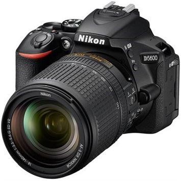 Nikon - D5600 Dslr Camera With Af-s Dx Nikkor 18-140mm F/3.5-5.6g Ed Vr Lens
