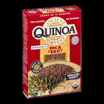 Quinoa Ancient Harvest Inca Red