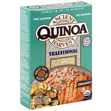 Ancient Harvest Quinoa Traditional Quinoa, 12 oz (Pack of 12)