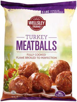 Wellsley Farms™ Turkey Meatballs