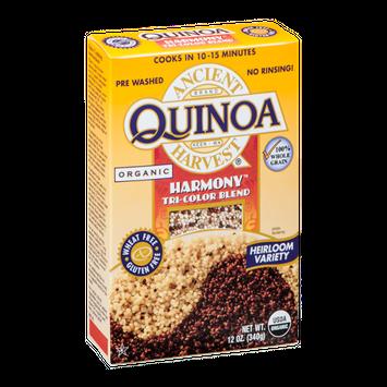 Quinoa Ancient Harvest Organic Harmony Tri-Color Blend