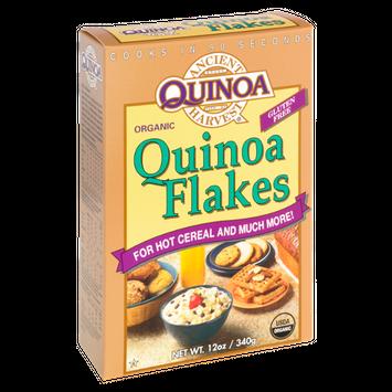 Ancient Harvest Quinoa Flakes Gluten Free Organic