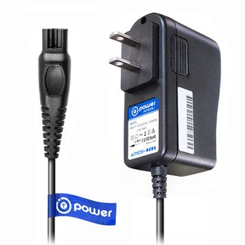 T-Power Power Ac adapter (5 Feet) for Philips Norelco 420303578420 420303077990 D350 G250 G270 G290 G380 G390 G470 Transformer Class 2 Battery TRIMMER Multigroom PERSONAL GROOMER Rapid Charger