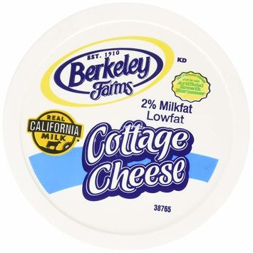 Berkeley Farms Low Fat Cottage Cheese - 16 oz