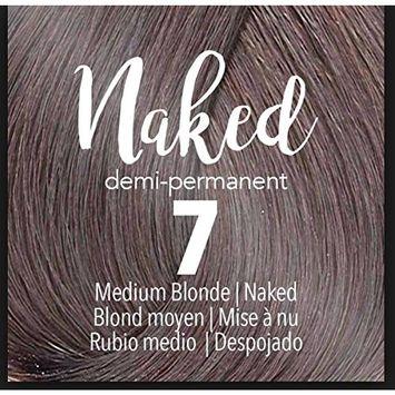 Mydentity Guy Tang NAKED #7 DEMI Permanent Medium Blonde - 2oz