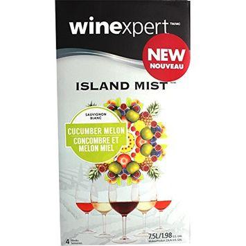 Island Mist Cucumber Melon Sauvignon Blanc Wine Kit