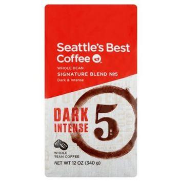 Seattle's Best Coffee 12-oz. Whole Bean Coffee, Level 5