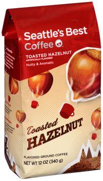 seattle's best coffee™ toasted hazelnut flavored ground coffee