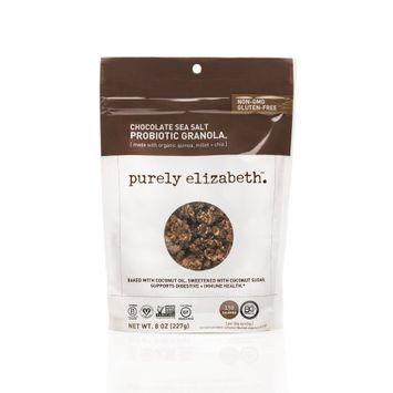Probiotic Granola, Chocolate Sea Salt, 8 Oz