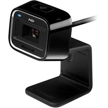 Microsoft Corp. Microsoft LifeCam HD-5000 Webcam - USB 2.0