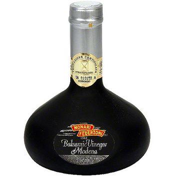 Schar Monari Federzoni Aged Balsamic Vinegar of Modena, 8.5 oz (Pack of 6)