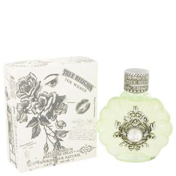 True Religion Eau de Parfum Spray for Women, 3.4 Fluid Ounce