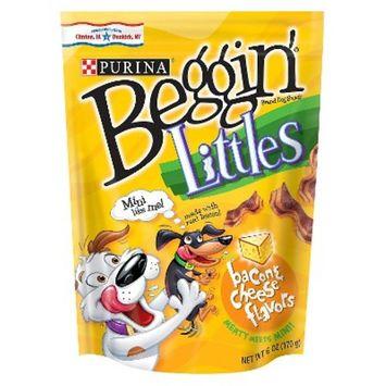 Purina Beggin Littles Bacon & Cheese Flavor 6oz