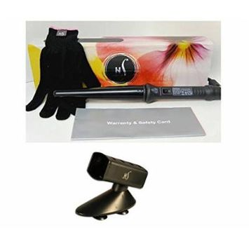 NIB Herstyler Extenso 25-32mm Wand Curling Iron w/ Free Tool Holder