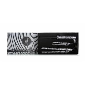 Platinum Herstyler Zebra Gift Set Kit, Includes Straightener, Mini Straightener and Curling Wand