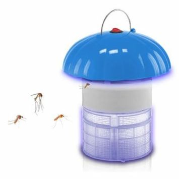 Technical Pro Safe Indoor Mosquito and Other Flying Insect Trap (Blue) OM1U
