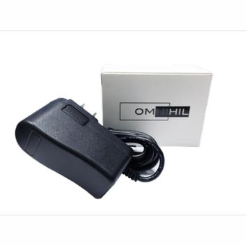 OMNIHIL AC/DC Adapter/Adaptor for Infant Optics DXR-5 DXR5 Digital Video Camera Monitor (Parent & Camera Unit) Power Supply Cord Cable PS