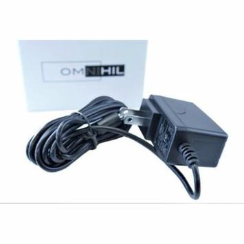 OMNIHIL (8 Foot Long) AC/DC Adapter/Adaptor for Levana Astra PTZ Baby Video Monitor 32010, 32006, 32008 (Works for Both Baby and Parent Units)
