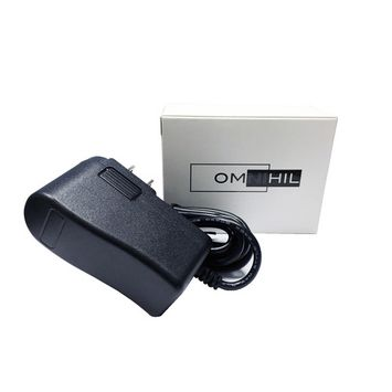 OMNIHIL (8 Foot Long) AC/DC Adapter/Adaptor for Alix˜Baby Audio Monitor˜32116 (Baby and Parent Units)