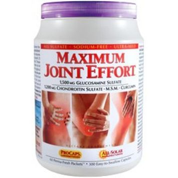 Maximum Joint Effort 60 Packets [60 Packets]