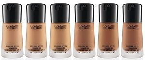 M.A.C Cosmetics Mineralize Moisture SPF 15 Foundation