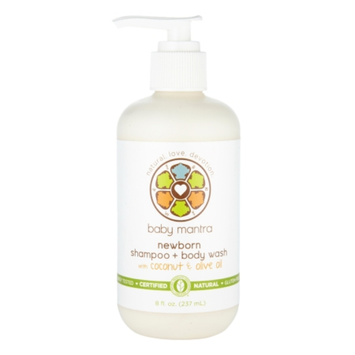 Baby Mantra Shampoo & Body Wash