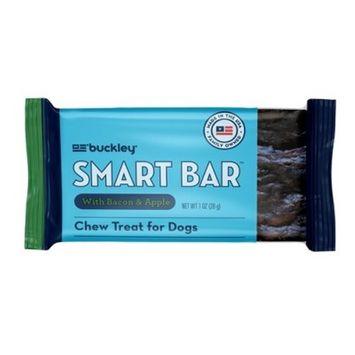 Buckley Smart Bar Bacon & Apple Chew Treat for Dogs - 1oz