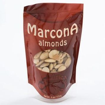 Fried and Salted Marcona Almonds 4 oz Bag