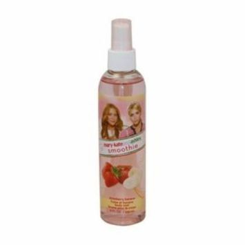 Mary-Kate & Ashley Banana Strawberry Body Mist Smoothie for Women, 8 Ounce