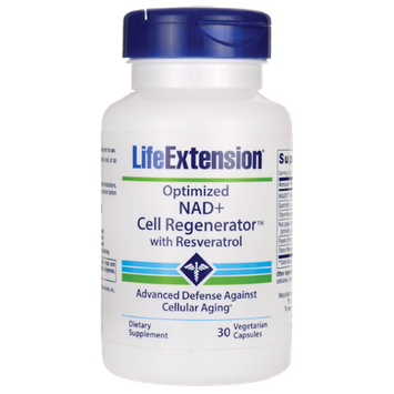 Optimized Resveratrol with Nicotinamide Riboside Life Extension 90 Caps