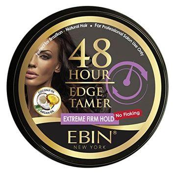 [EBIN NEW YORK] 48 HOUR EDGE TAMER EXTREME FIRM HOLD CONTROL 3.38OZ/100mL : Beauty