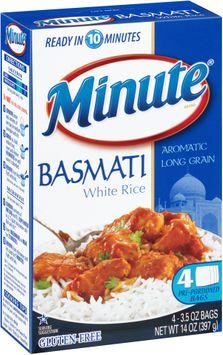 Minute® Aromatic Long Grain Basmati White Rice