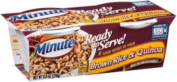 Minute® Brown Rice & Quinoa