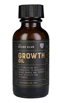 THE BEARD CLUB Growth Oil