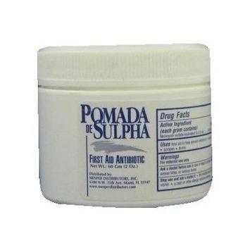 Pomada De Sulpha First Aid Antibiotic Ointment 2oz