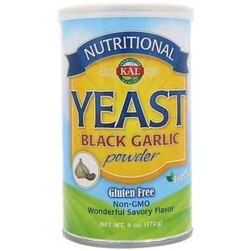 KAL® Nutritional Yeast Black Garlic Powder