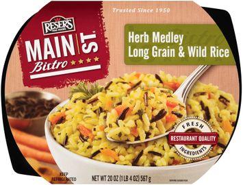 Reser's Fine Foods® Main St Bistro™ Herb Medley Long Grain & Wild Rice